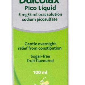 Dulcolax Sodium Picosulfate Liquid 300ml