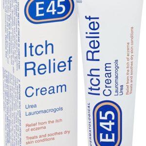 E45 Itch Relief Cream
