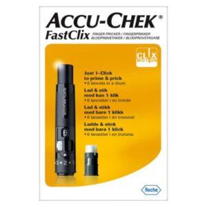 FastClix Blood Sugar Lancing Device