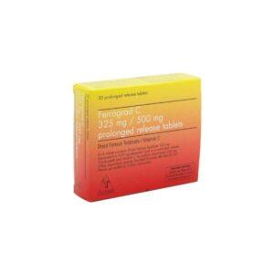 Ferrograd C Tablets