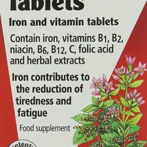 floradix iron and herbs
