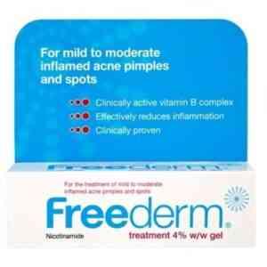 Freederm Acne Treatment Gel, 25g