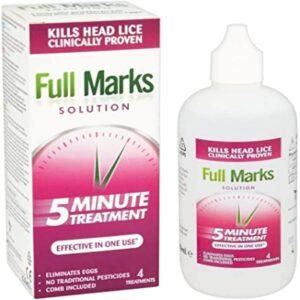Full Marks nit treatment