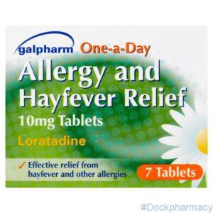 GALPHARM ONE-A-DAY ALLERGY