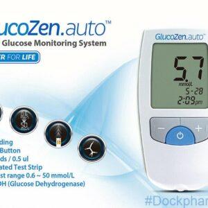 GlucoZen.auto Blood Glucose Monitoring System