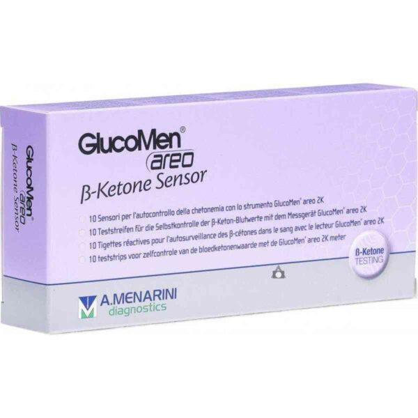 Glucomen Aero Beta Ketone Sensors Strips