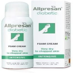 Glucorx Allpresan Intensive Diabetic Foot Foam Cream