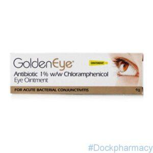 Golden Eye Chloramphenicol Ointment