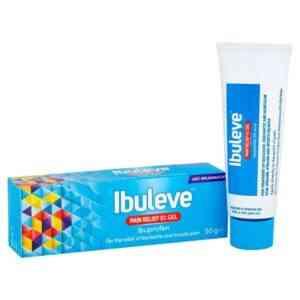 Ibuleve Pain Relief Gel