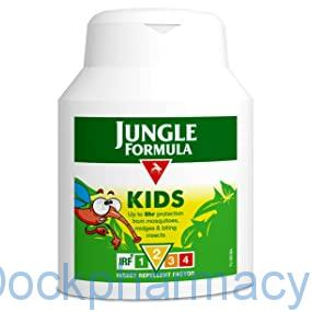 Jungle Formula Kids Lotion ml