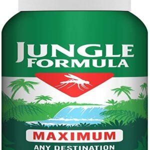 Jungle Formula Maximum Insect Repellent Aeosol Spray