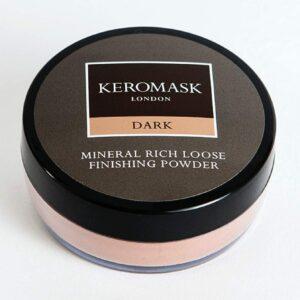 Keromask Mineral Finishing Powder Dark 20g