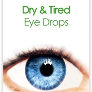 Murine Dy & Tired Eye Drops to Help Refresh and Relieve the Feeling of Tired and Dry Eyes