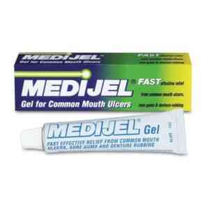 Medijel Gel Mouth Ulcer Gel