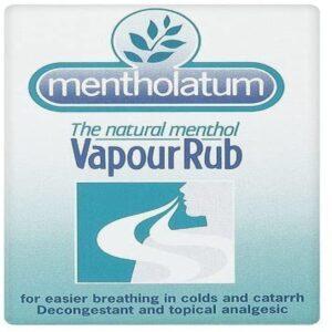 Buy Mentholatum Vapourub Jar, 30g