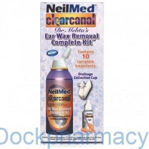 Neilmed Clear Canal Ear Wax Removal Kit