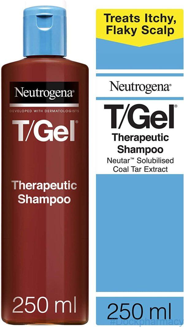 T/GEL Therapeutic shampoo 250ml