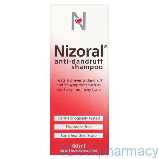 Nizoral Anti Dandruff Shampoo c
