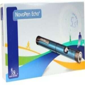 Novopen Echo Blue Insulin Pen Device