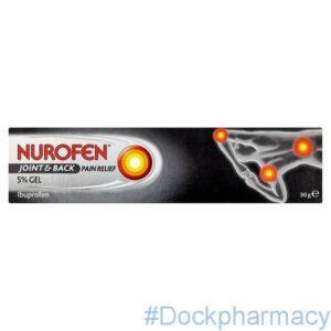 Nurofen Joint And Back 5% Gel