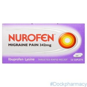 Nurofen for Migraine 342mg Tablets
