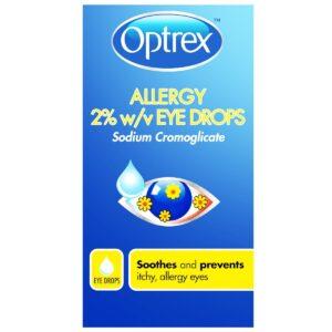Optrex Allergy Eye Drops