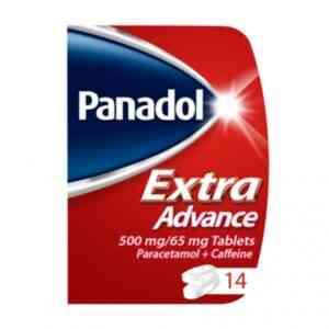 Panadol Extra Advance Tablets, 14 Tablets