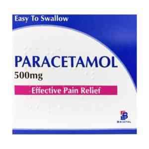 Paracetamol 500mg Caplets, 32 Caplets