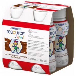 Resource Junior Drink Chocolate Flavour
