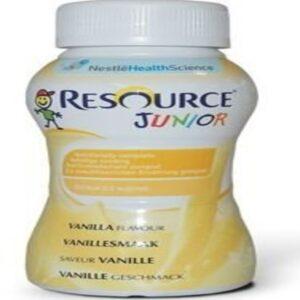 Resource Junior Drink Vanilla Flavour