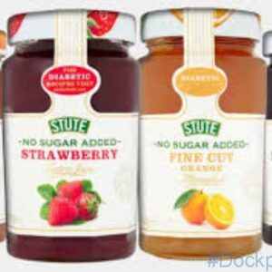STUTE DIABETIC JAM No added sugar