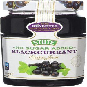 STUTE Diabetic Blackcurrant Extra Jam