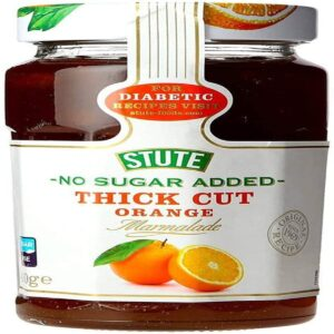 STUTE Diabetic Thick Cut Orange Marmalade