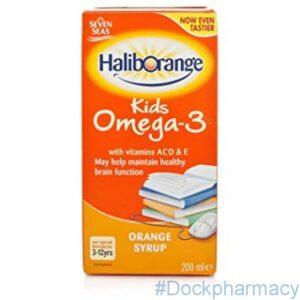 Haliborange Omega 3 Kids, 90 Capsules