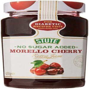 Stute Diabetic Morello Cherry Extra Jam
