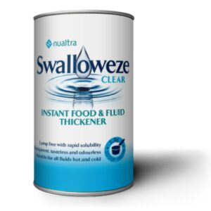 Swalloweze Clear Instant food and fluid thickener