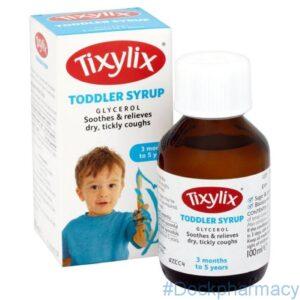 tixylix toddler 100ml