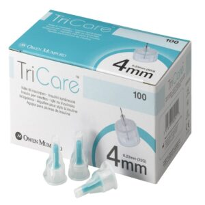 Tricare Pen Needles 4mm