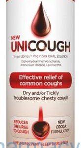Unicough Liquid, 150ml