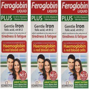 Vitabiotics Feroglobin Plus - 200ml
