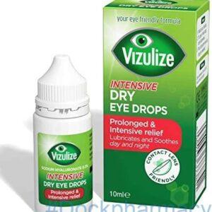 Vizulize Intensive Dry Eye Relief Drop