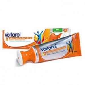 Voltarol Back and Muscle Pain Relief Gel with Pump Applicator, 100g