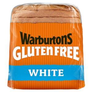Warburtons Gluten Free White Sliced Bread Fresh