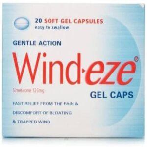 Windeze Gel Capsules