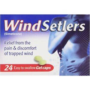 Windsetlers Gel Capsules 100mg