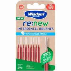 Wisdom Renew Interdental Brushes