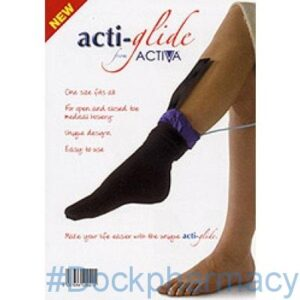 Stocking applicator