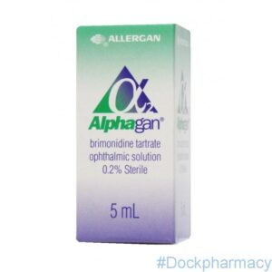 alphagan eye drops uk