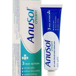 Anusol Cream for Haemorrhoids Treatment