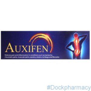 Auxifen ibuprofen gel 35g